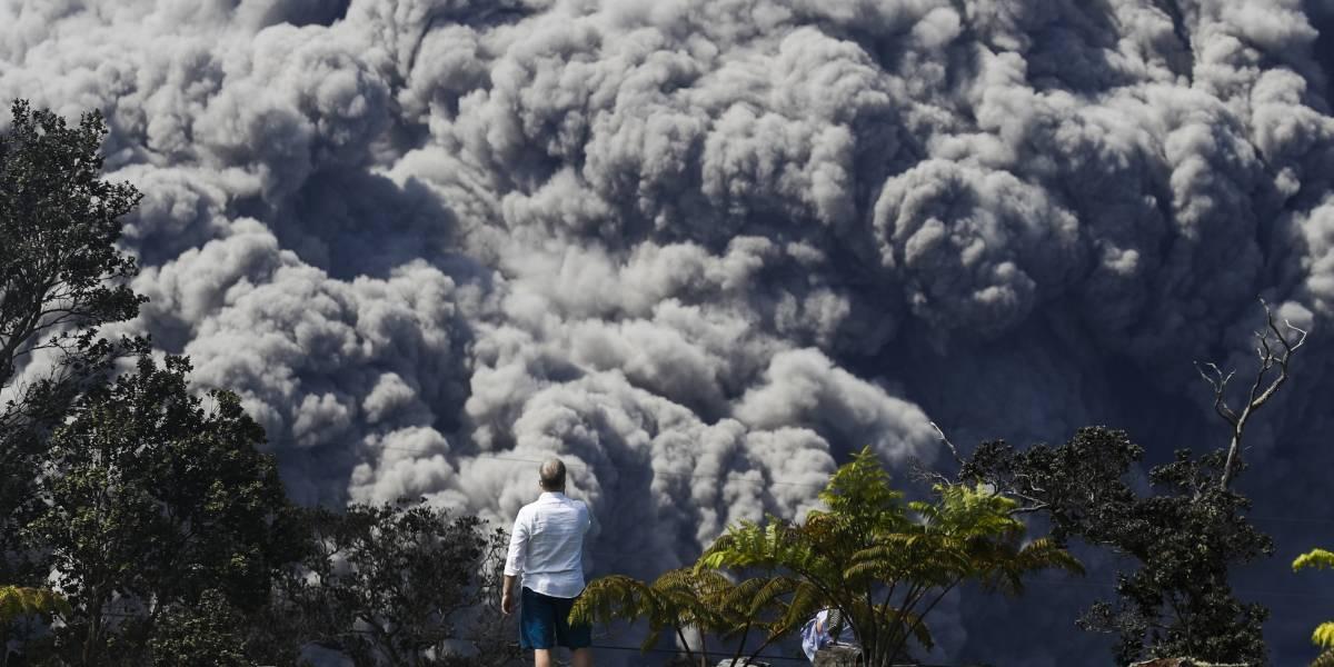 El panorama apocalíptico que enfrenta Hawai tras la erupción del volcán Kilauea