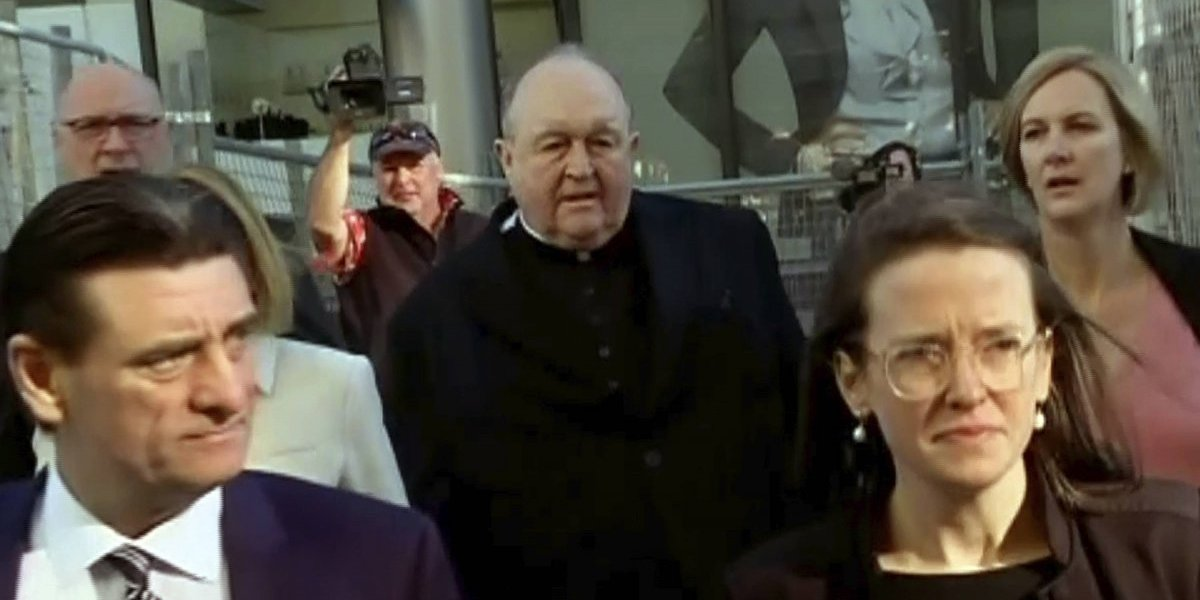 Australia condena a arzobispo por encubrir abusos sexual infantil