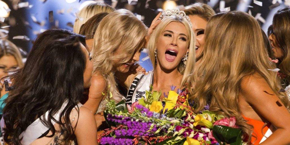 Nebraska se corona como la nueva Miss USA