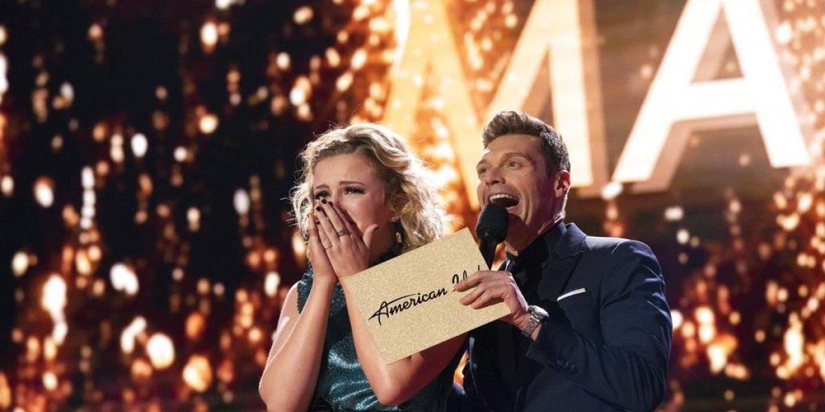 Maddie Poppe gana American Idol