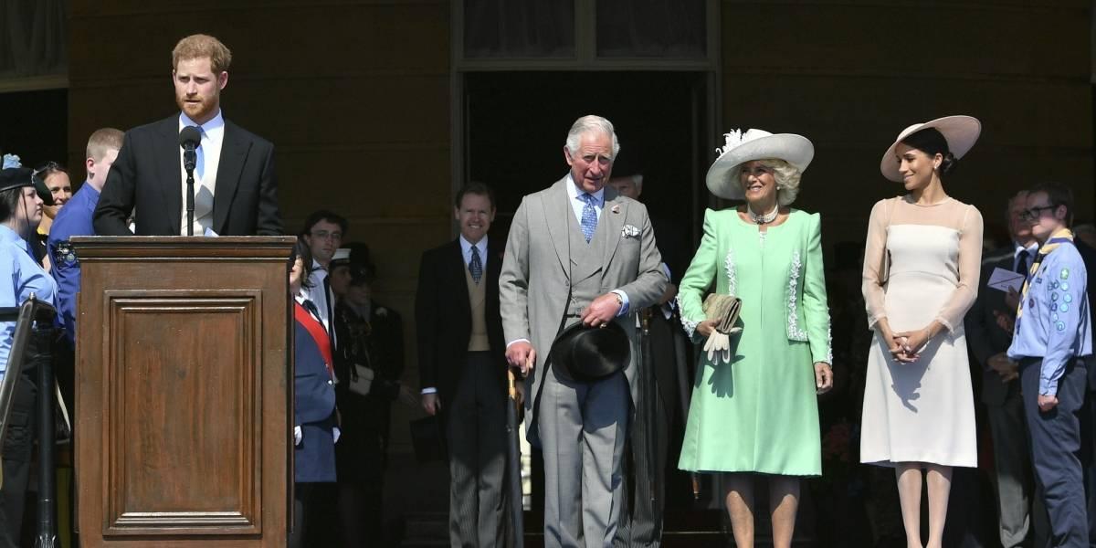 """El """"look royal"""" que estrenó Meghan Markle en su primera aparición como duquesa de Sussex"""