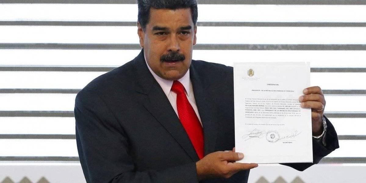 Proclaman a Maduro ganador de los comicios en Venezuela