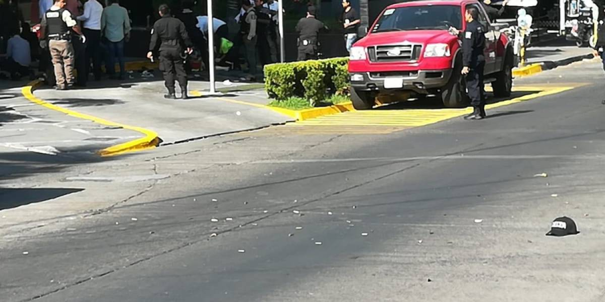 Dan de alta a otro herido de los atentados en Guadalajara