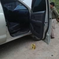atentado contra dirigente en Camotán