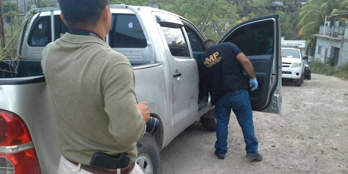 Denuncian acto de intimidación contra organización campesina en Chiquimula