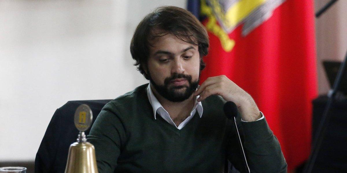 """""""Valparaíso no estará más disponible para este show"""": Sharp acusó a Gobierno de sitiar la ciudad durante Cuenta Pública y cierra las puertas para el próximo año"""