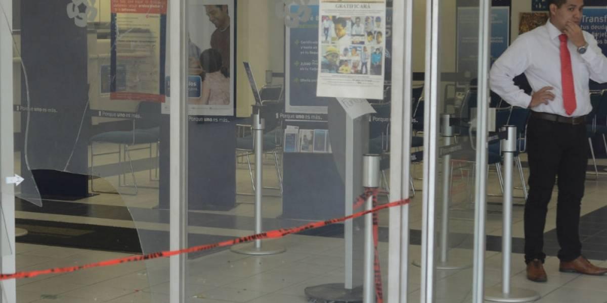 Alarma aumento de asaltos a instituciones bancarias en Nuevo León