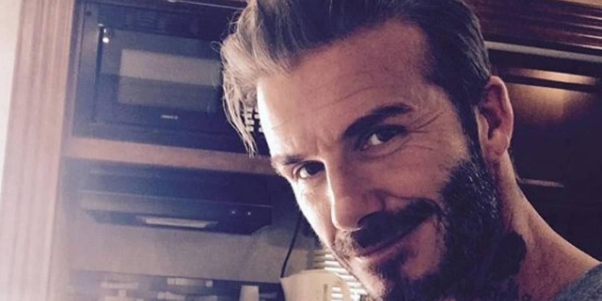"""Joven quiere parecerse a David Beckham, pero aseguran le falta mucho por """"alcanzarlo"""""""