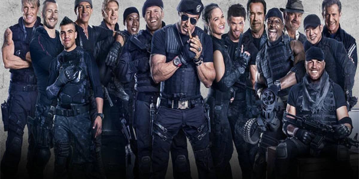 """Stallone nas telonas: """"Os Mercenários 4"""" deve ser filmado a partir de 2019"""