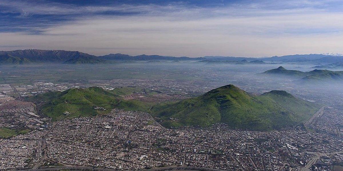 Cerros Isla: Los nuevos parques de Santiago que buscan reducir la falta de áreas verdes en la ciudad y combatir el cambio climático
