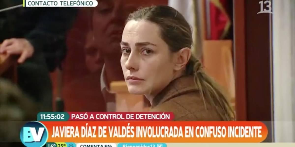 El drama de Javiera Díaz de Valdés: Es formalizada tras accidente que dejó a motociclista en riesgo vital