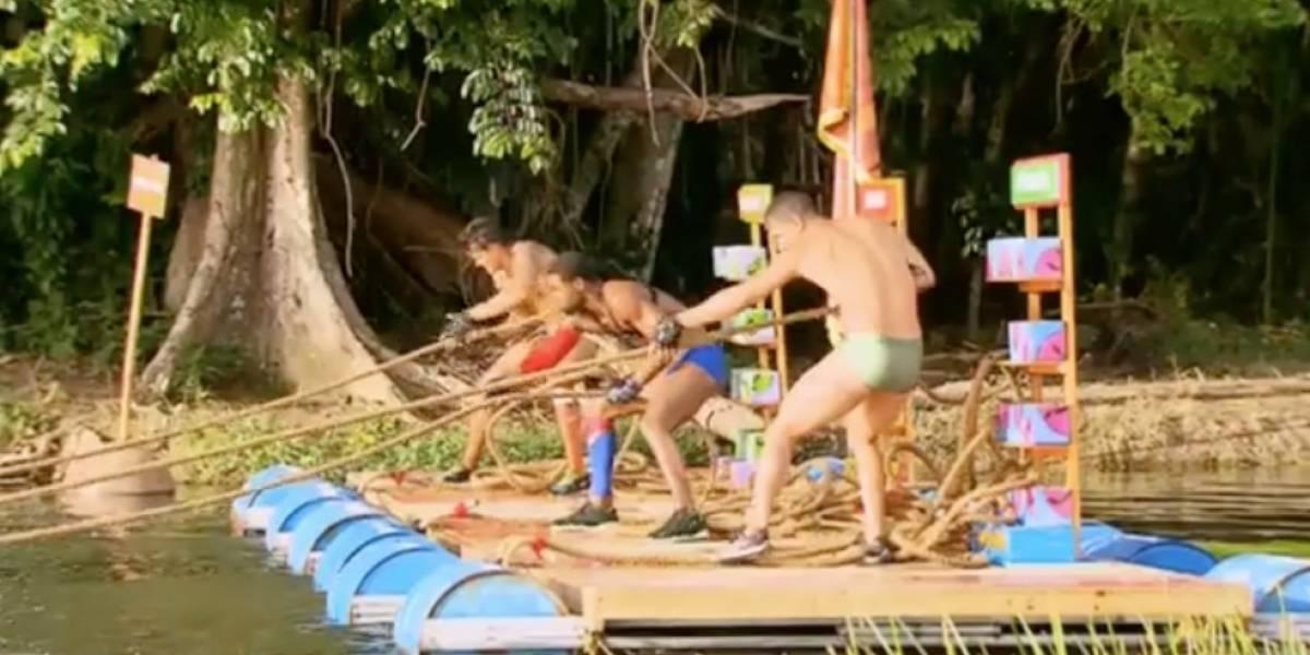 ¡Vuelve y juega! Otro participante del Desafío Súper Humanos se lesionó durante una de las competencias