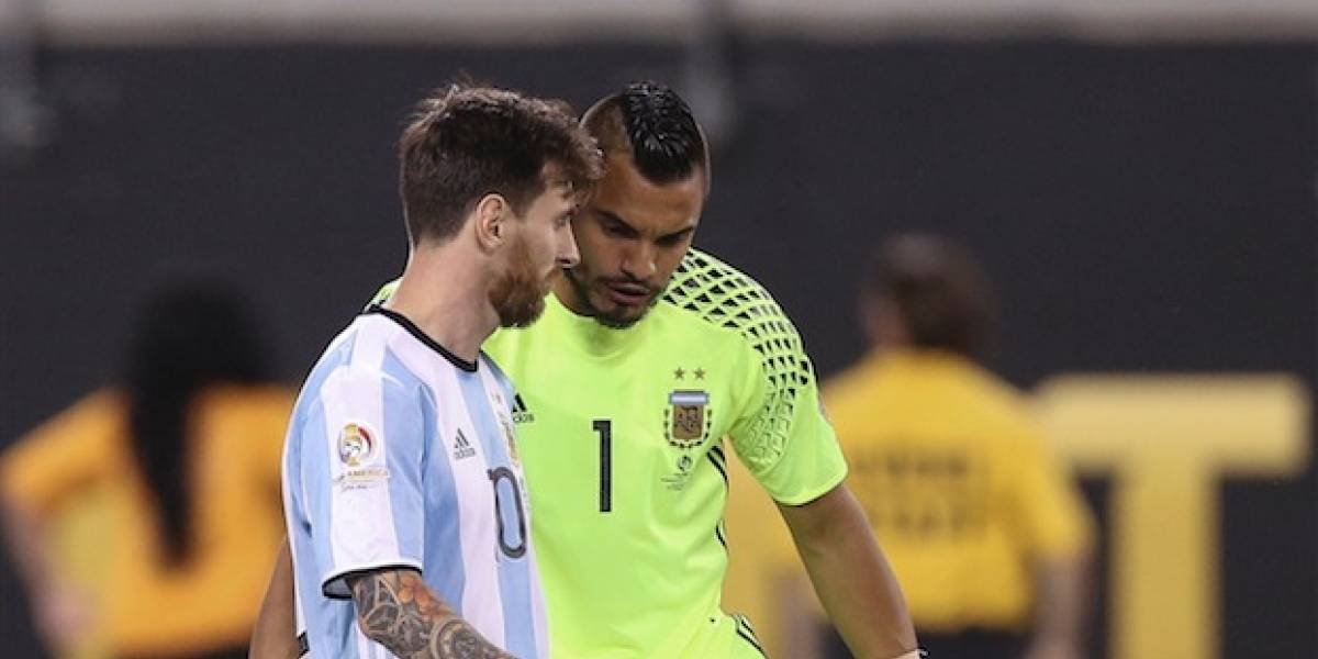 ¡Figura de Argentina le dice adiós al Mundial!