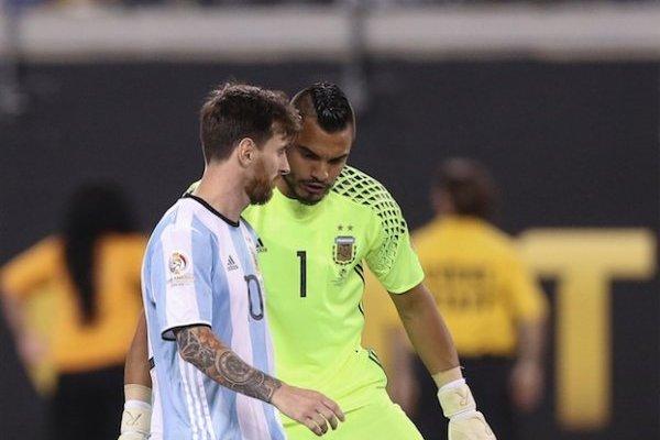 Partido de despedida de Selección Argentina