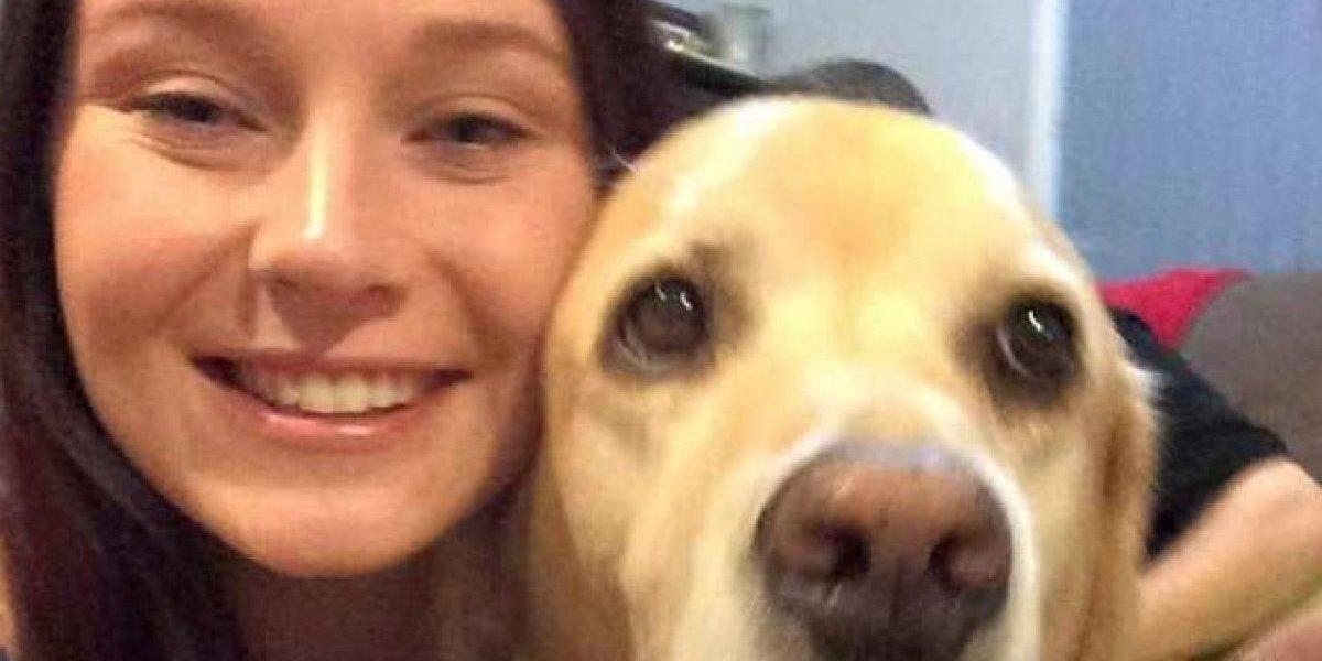 """La emotiva """"lista de últimos deseos"""" que mujer crea para perro guía diagnosticado con cáncer terminal"""