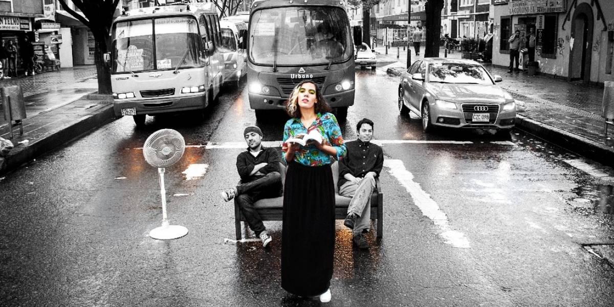 Suricato, la banda jazz que quiere representar a la música bogotana
