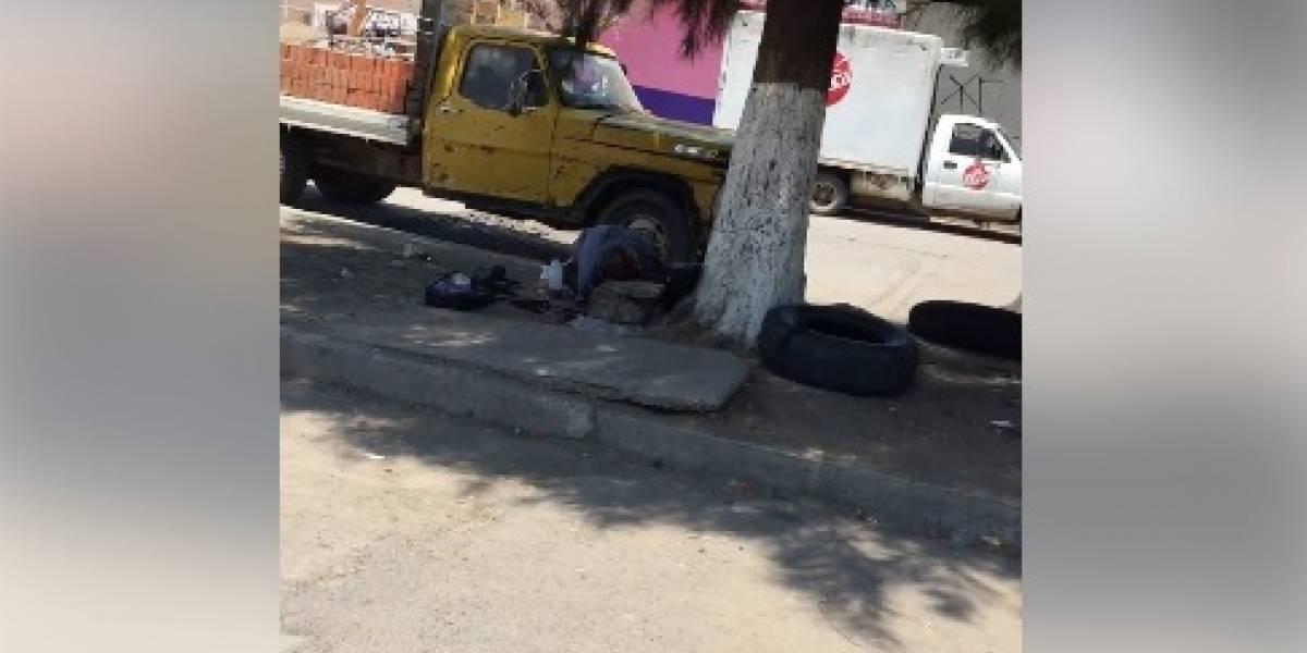 Asesinan a hombre en pleno acto de campaña en Guanajuato