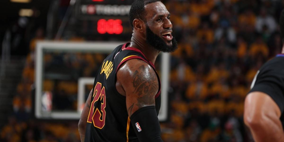 NBA: Cleveland iguala la serie ante Boston con un LeBron James intratable