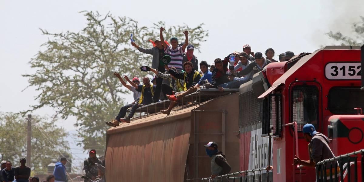 Alerta a la ONU incremento de migrantes provenientes del norte de Centroamérica