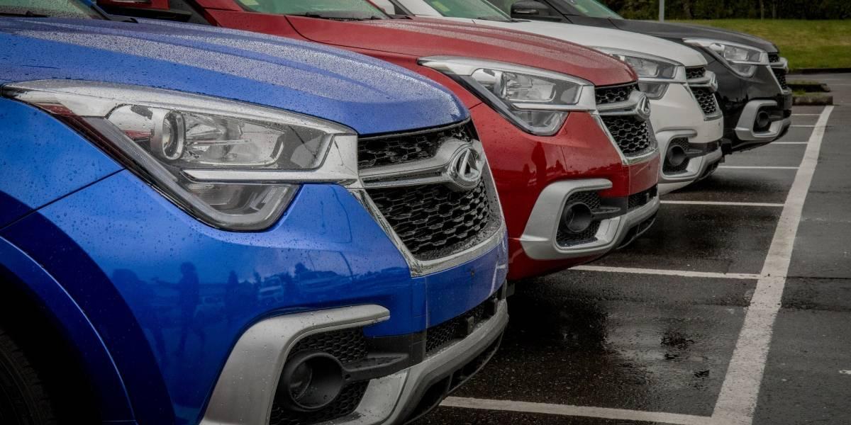 Chery mantiene el liderazgo en ventas de SUV y pasajeros entre los fabricantes chinos