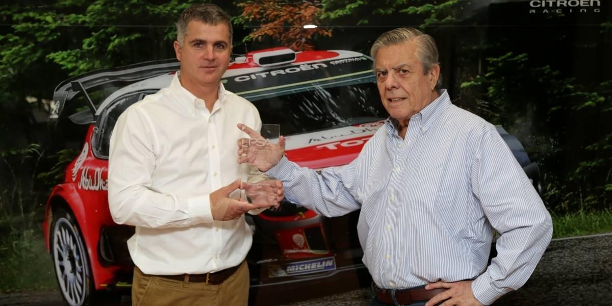 Citroën Chile es el mejor importador de la marca a nivel latinoamericano