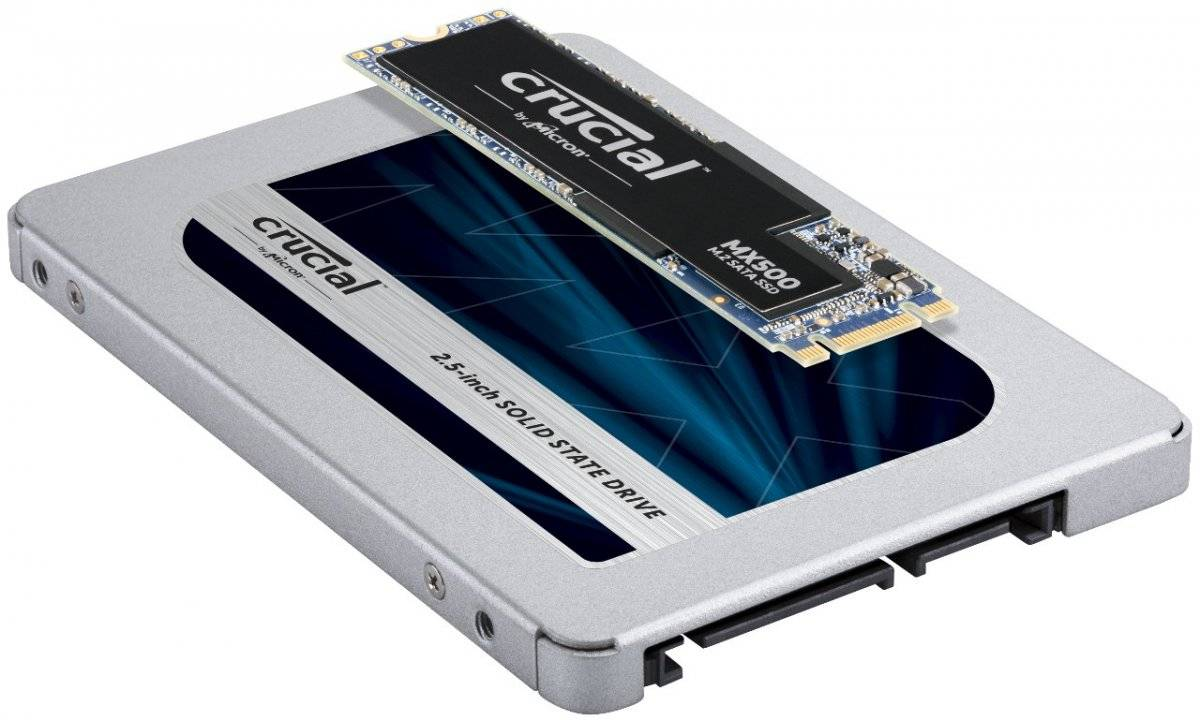 SSD disco rígido
