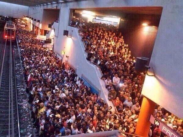 Conoces cuáles son las líneas del Metro de la Ciudad de México que debes evitar y por qué