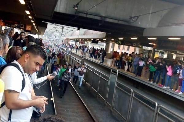 Daño Metro Medellín