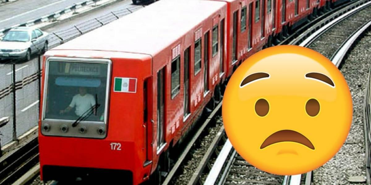 Hay que andar bien despierto: un estudiante tuvo que pagar una multa por quedarse dormido en el metro