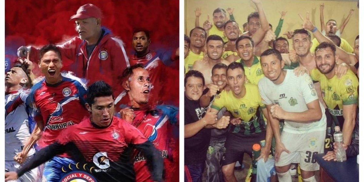 Horarios y dónde ver la serie final de la Liga Nacional entre Xelajú y Guastatoya
