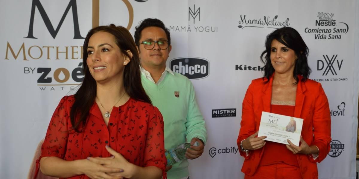 Claudia Lizaldi y Ana Paula Domínguez presentan Mother´s Day