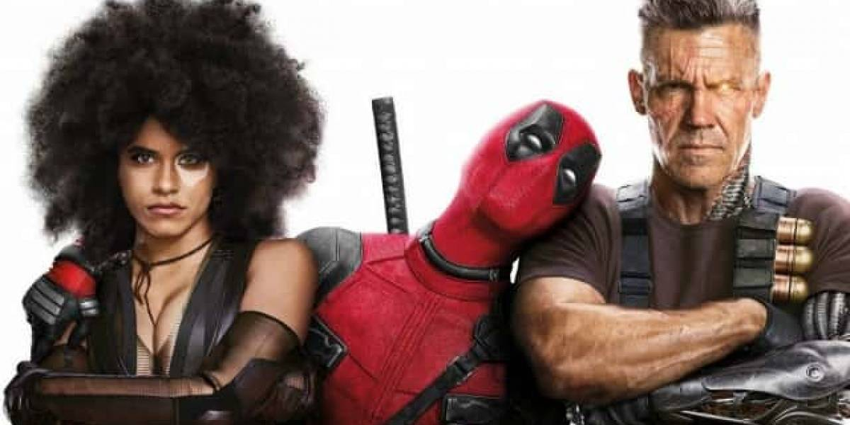 """Deadpool 2"" destrona a ""Infinity War"""