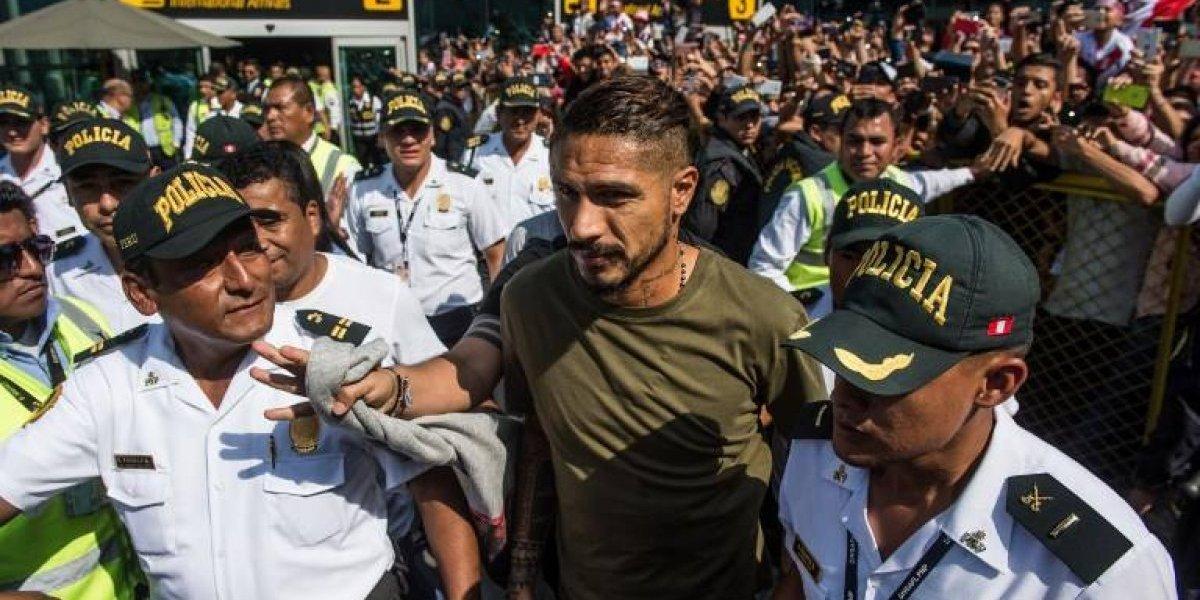 Capitanes de selecciones del Mundial piden a FIFA permita jugar a Paolo Guerrero