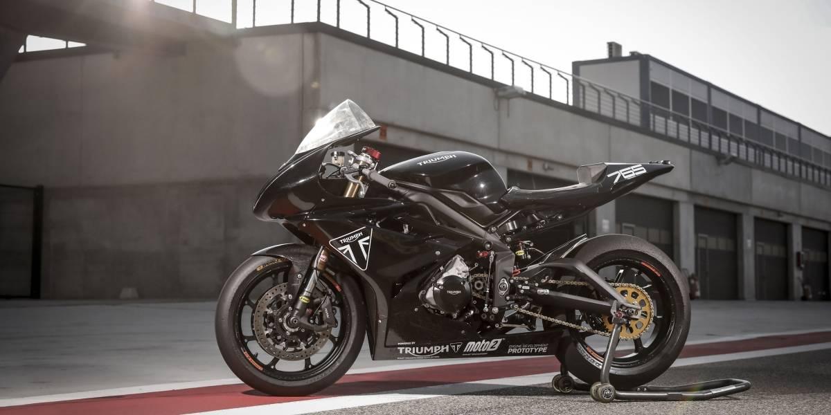 Triumph sigue preparando su aterrizaje en Moto2