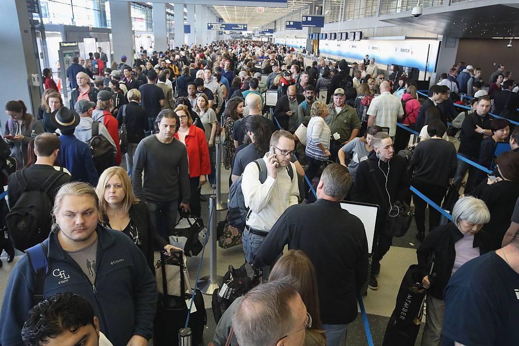 Gran cantidad de migrantes se trasladan a EEUU