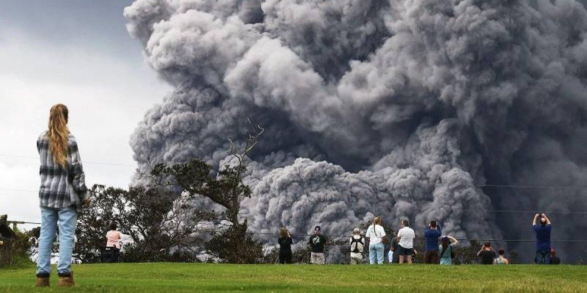 """Analista: """"Hemos aprendido del Kilauea, pero no deja de ser una tragedia"""""""