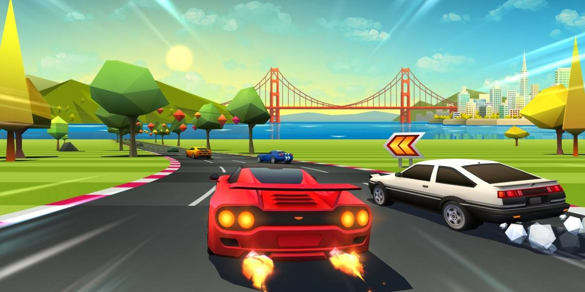 Horizon Chase Turbo es pura nostalgia de Top Gear [FW Labs]