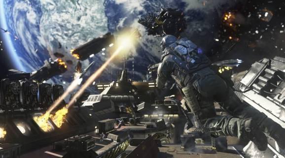 La guerra en el espacio