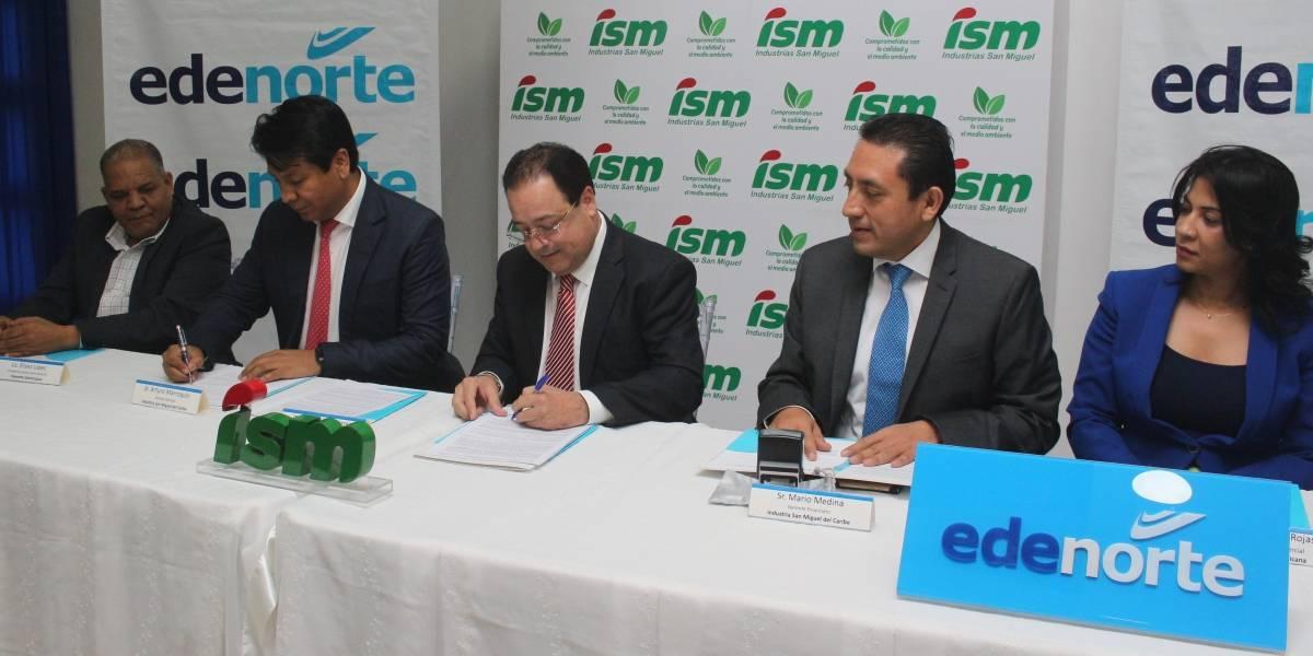 #TeVimosEn: ISM y Edenorte aliados para electrificar