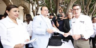 Miguel Castro, candidato del PRI a la gubernatura de Jalisco