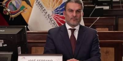 Querella de José Serrano fue declarada desierta