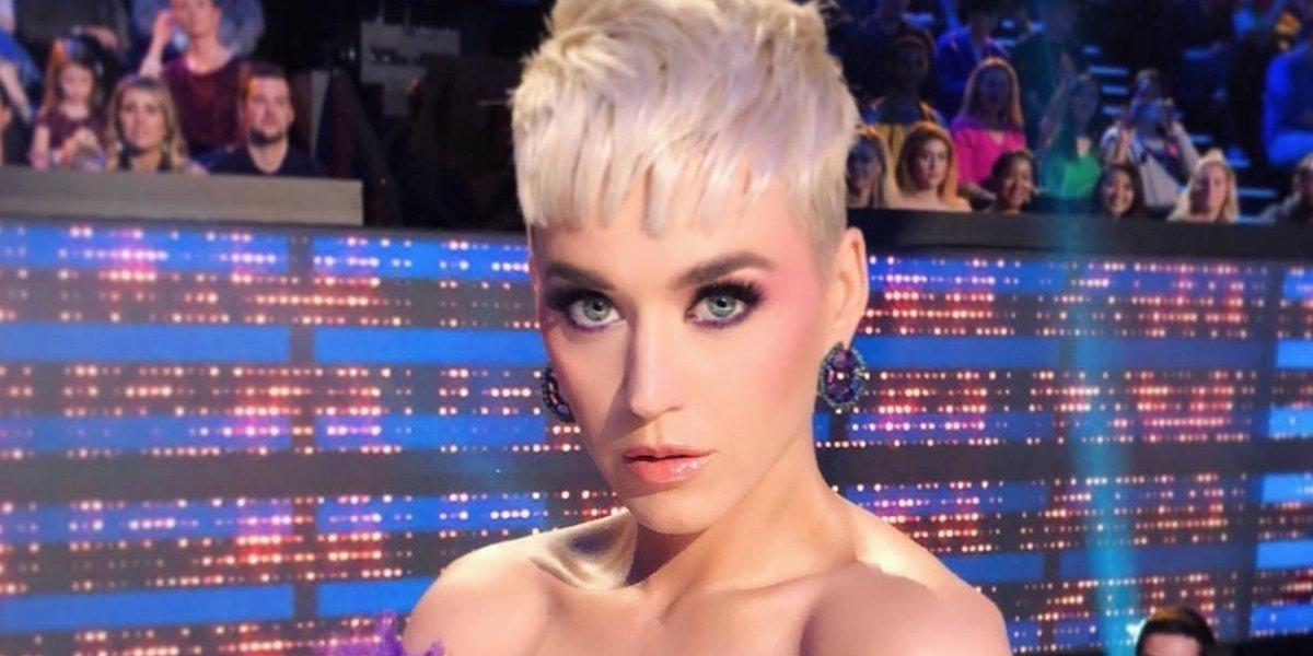 Katy Perry criticó el vestido de novia de Meghan Markle
