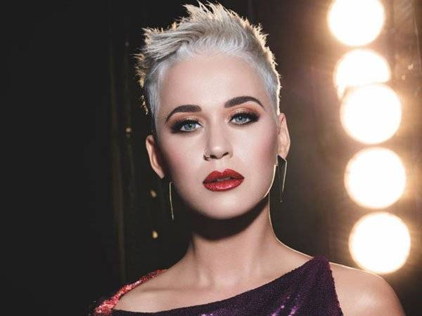 Katy Perry Meghan Markle Vestido