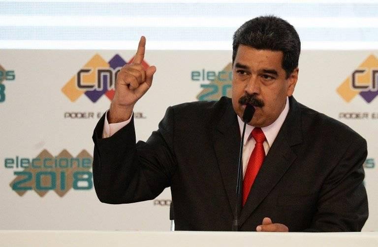 Nicolás Maduro en Venezuela
