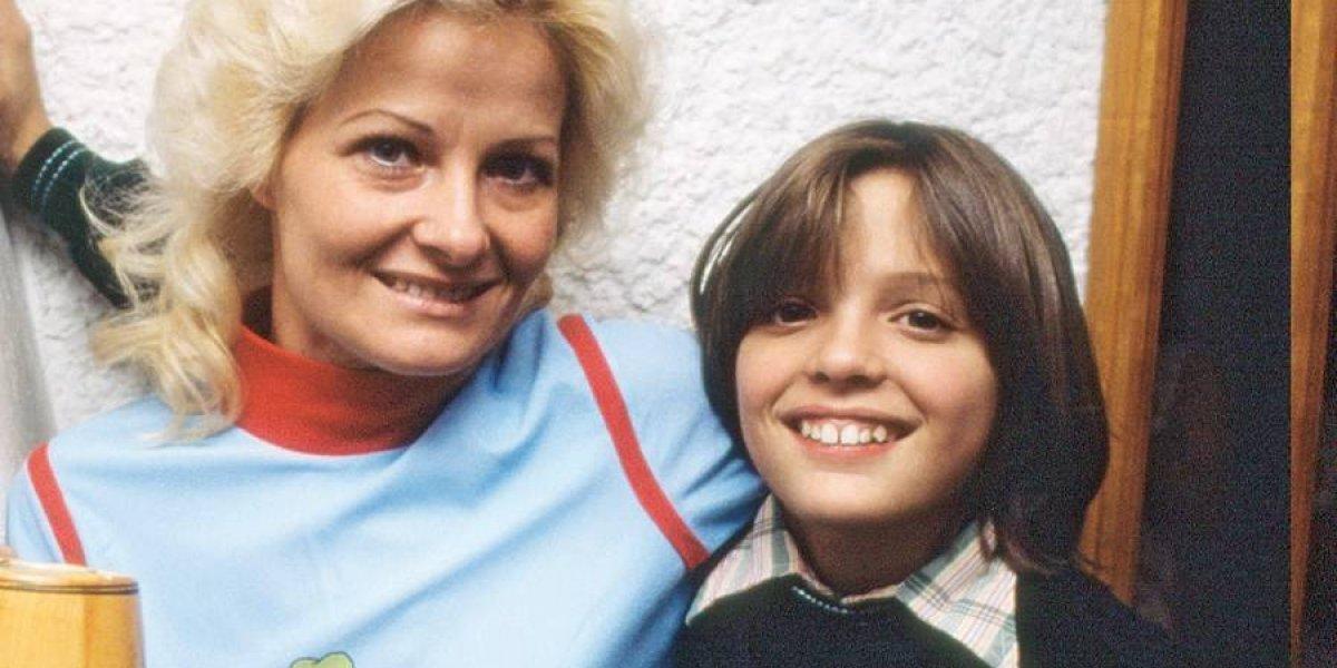 Luisito Rey desapareció a mamá de Luismi