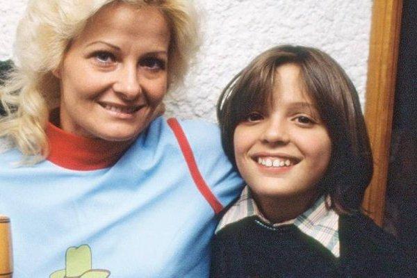 Marcela Basteri y Luis Miguel