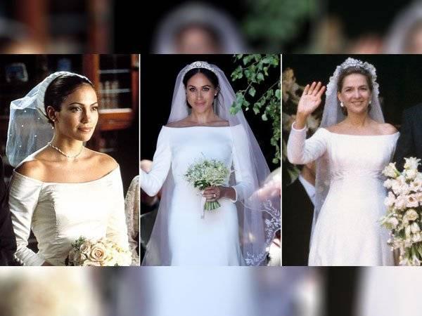 Meghan Markle Vestido Infanta Cristina