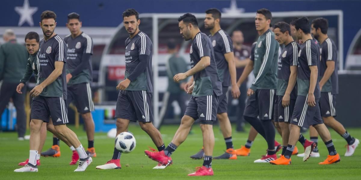 Google coloca a México como segundo lugar de grupo en el Mundial