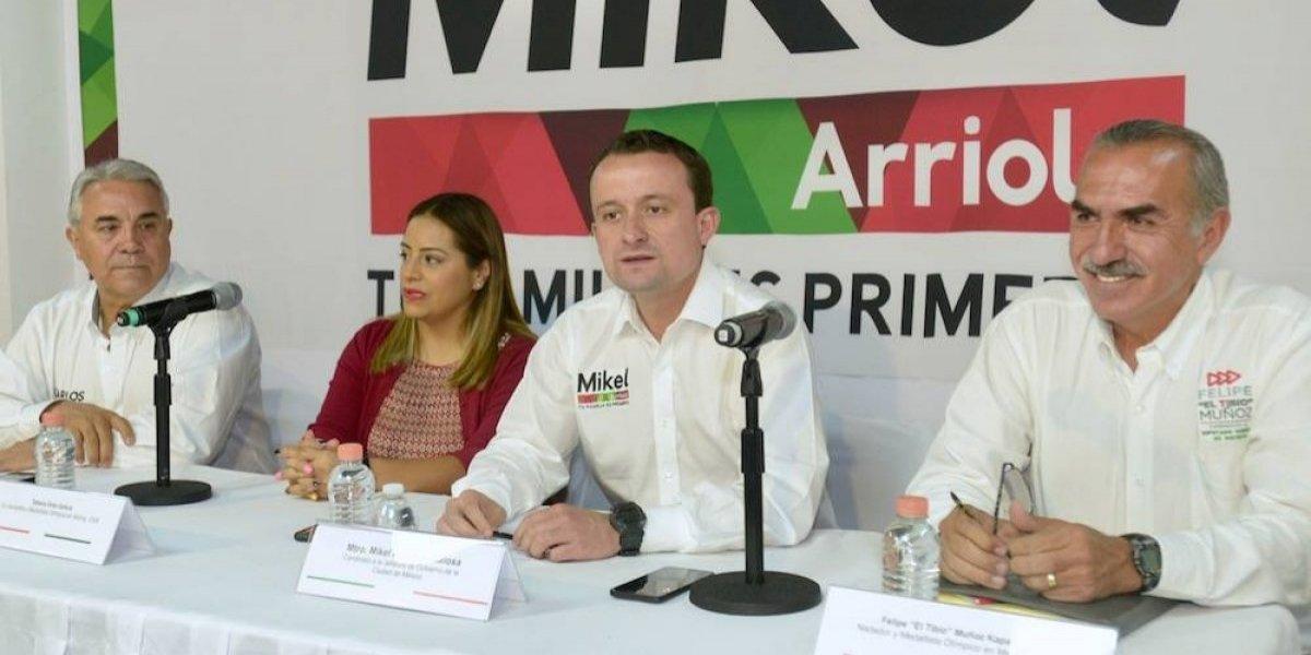 Mikel Arriola traería de regreso a CDMX los JO de 2032