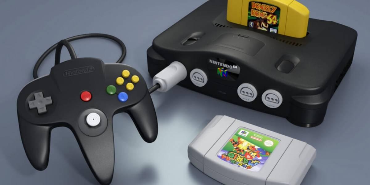 """Nintendo renueva la marca """"N64"""" en Japón, ¿significa que se viene una Nintendo 64 Mini?"""